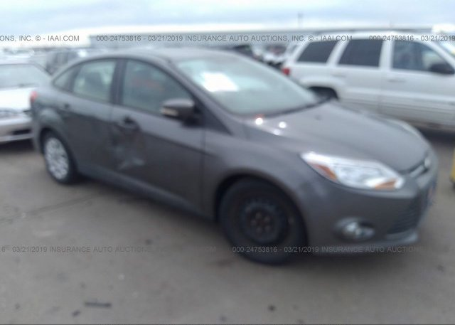 Inventory #713026262 2012 FORD FOCUS