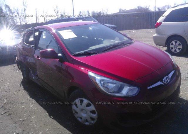 Inventory #764539783 2013 Hyundai ACCENT