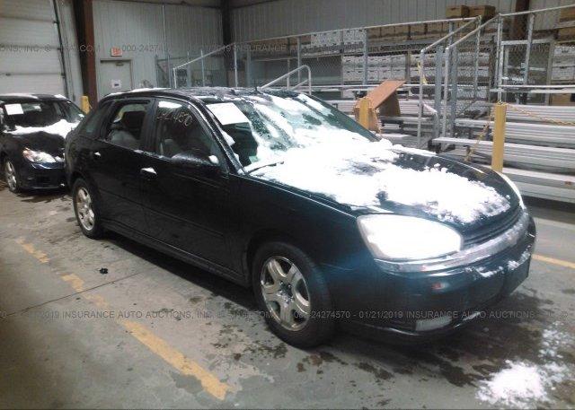 Inventory #770167868 2005 Chevrolet MALIBU