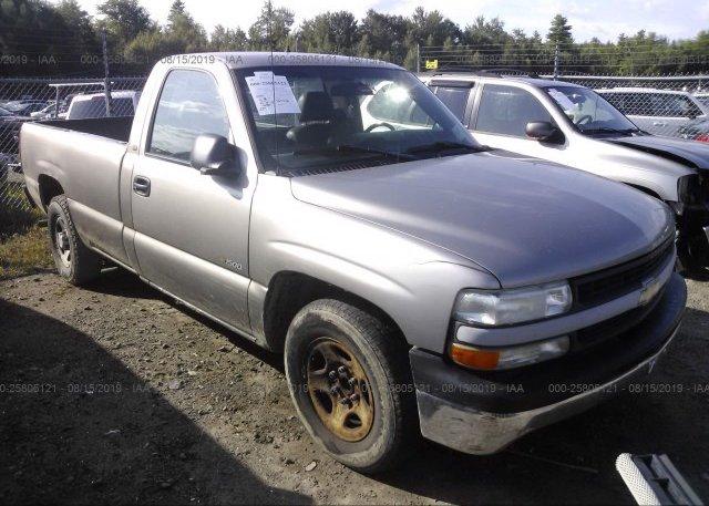 Inventory #491128181 2000 Chevrolet SILVERADO