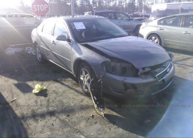 Inventory #506973047 2007 Chevrolet IMPALA