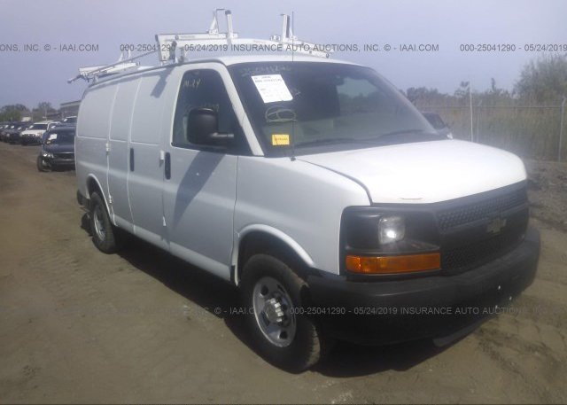 Inventory #170048973 2013 Chevrolet EXPRESS G2500