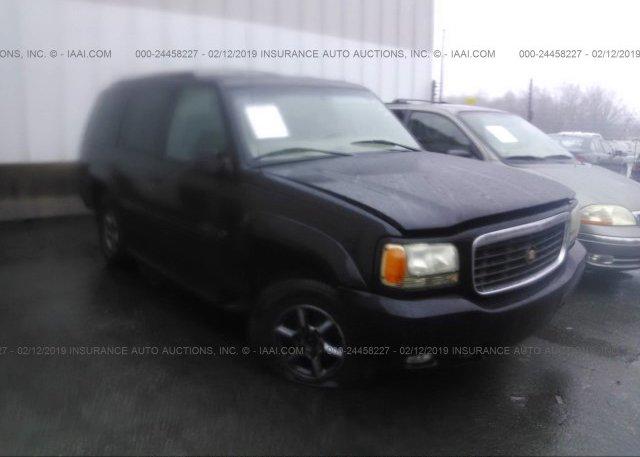 Inventory #183082121 1999 Cadillac ESCALADE
