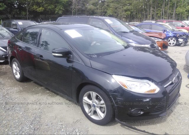 Inventory #129872643 2014 FORD FOCUS