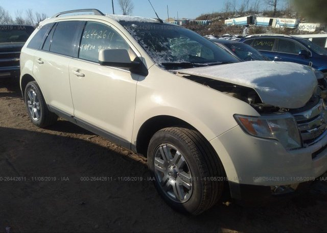 Inventory #257298520 2007 Ford EDGE