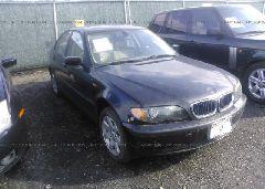 2005 BMW 325 - WBAEU33405PR14805 Left View