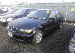 2005 BMW 325 - WBAEU33405PR14805 Right View