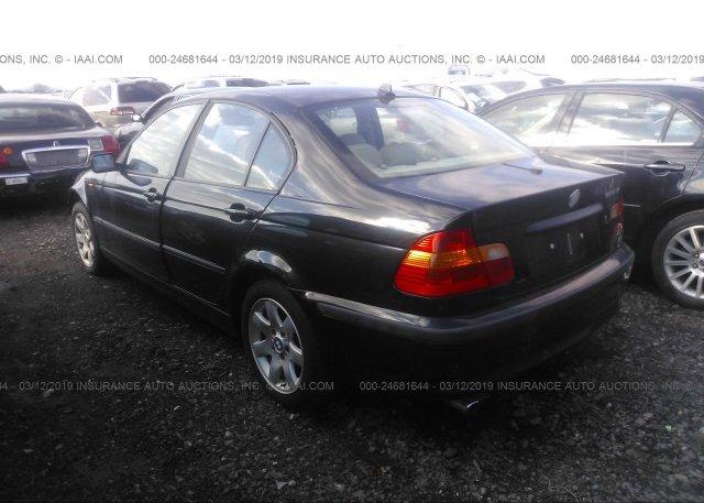2005 BMW 325 - WBAEU33405PR14805
