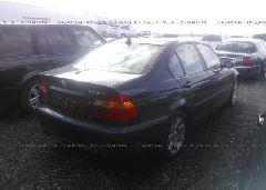 2005 BMW 325 - WBAEU33405PR14805 rear view