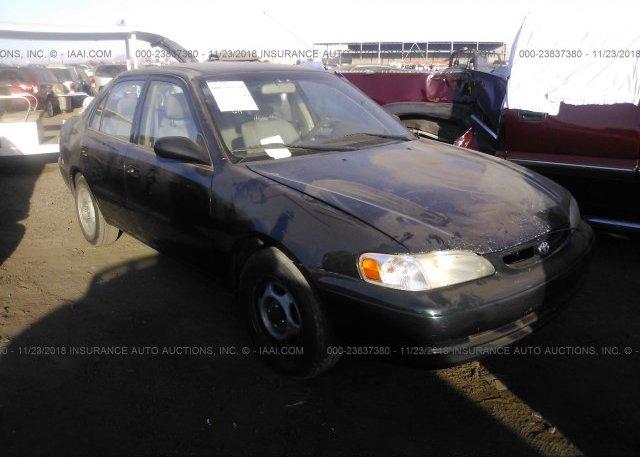 Inventory #895867525 1999 Toyota COROLLA