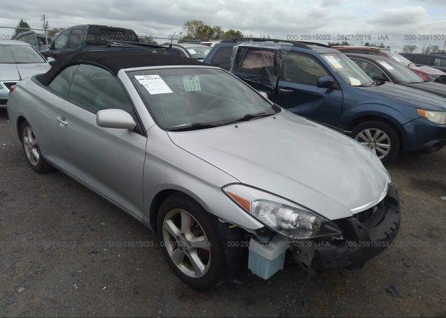 Inventory #190118368 2007 Toyota CAMRY SOLARA