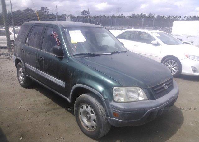 Inventory #739439233 1999 HONDA CR-V
