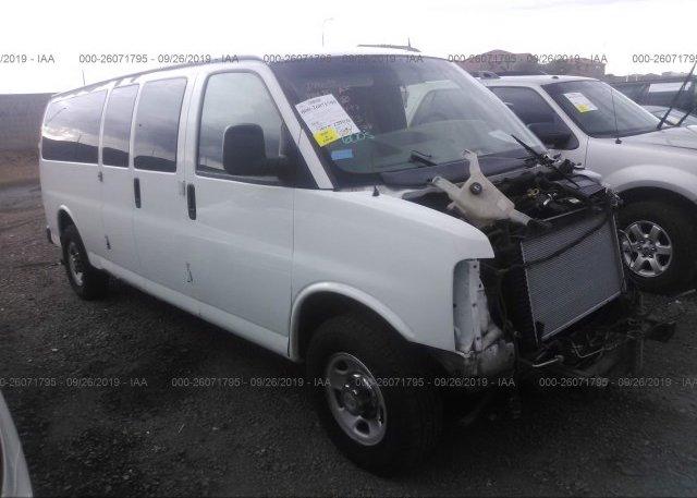 Inventory #771748517 2013 Chevrolet EXPRESS G3500