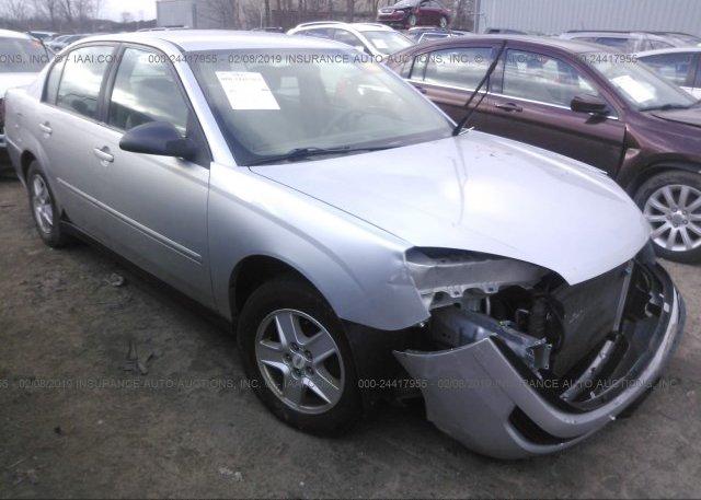 Inventory #164063803 2004 Chevrolet MALIBU