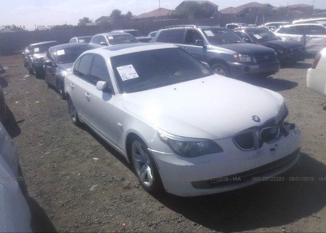 Inventory #558205700 2008 BMW 528