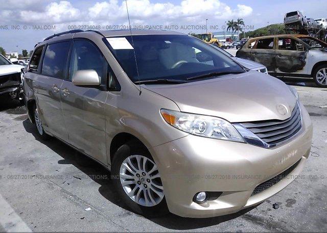 Inventory #848415333 2011 Toyota SIENNA