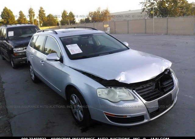 Inventory #383267015 2007 Volkswagen PASSAT