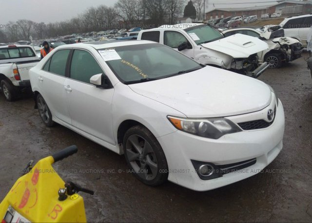 Inventory #510016943 2012 Toyota CAMRY