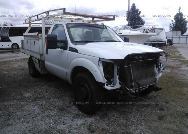 Inventory #461698289 2012 FORD F350
