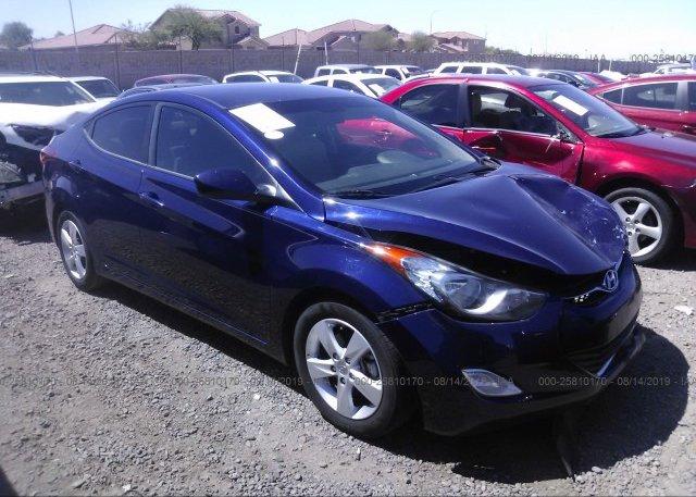 Inventory #295989865 2013 Hyundai ELANTRA