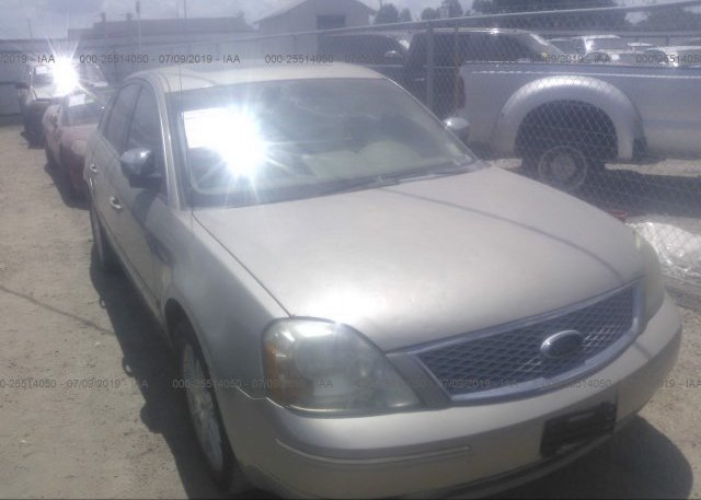 Inventory #999456176 2005 FORD FIVE HUNDRED
