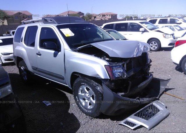 Inventory #410209770 2013 Nissan XTERRA