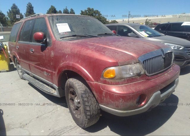 Inventory #719337975 2002 Lincoln NAVIGATOR