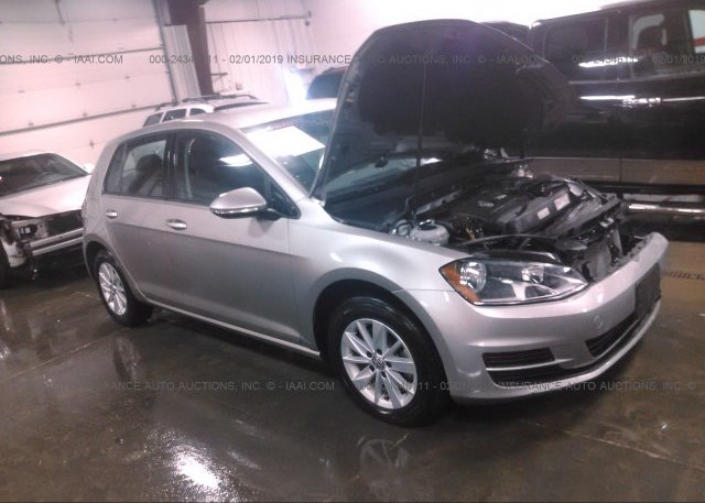 Inventory #308301143 2017 Volkswagen GOLF
