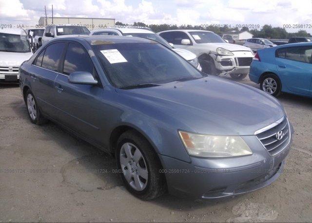 Inventory #854182199 2009 Hyundai SONATA