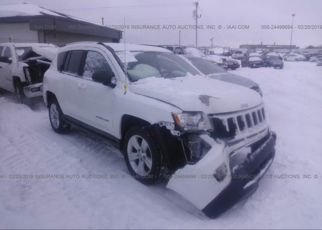 Inventory #786415042 2012 JEEP COMPASS