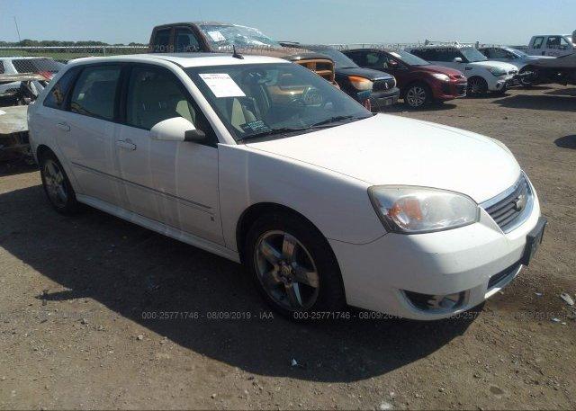 Inventory #763680335 2006 Chevrolet MALIBU