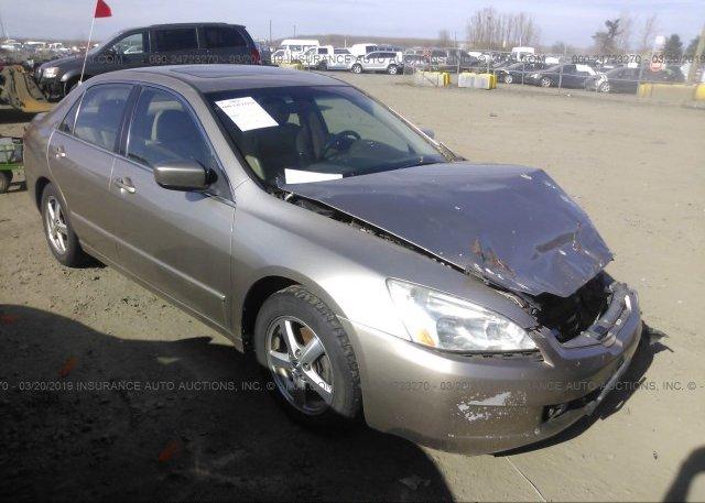 Inventory #286835910 2004 Honda ACCORD