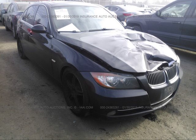 Inventory #791790881 2007 BMW 335