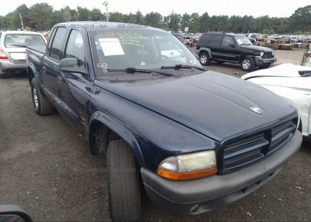 Inventory #814119916 2003 Dodge DAKOTA