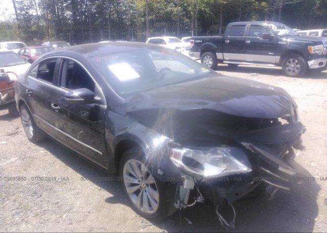 Inventory #363936066 2012 Volkswagen CC