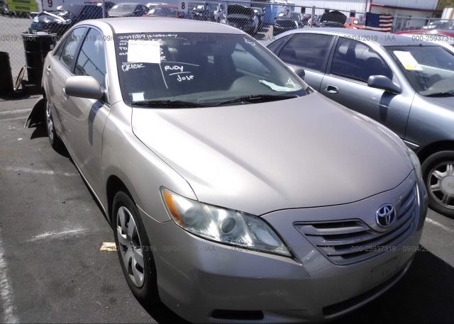 Inventory #889071615 2009 Toyota CAMRY