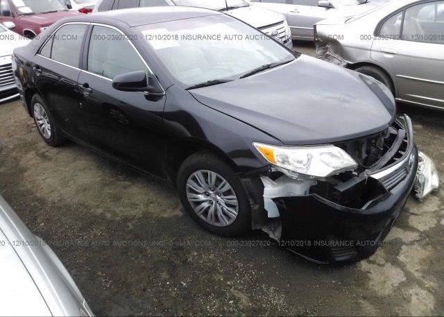 Inventory #724975296 2012 Toyota CAMRY