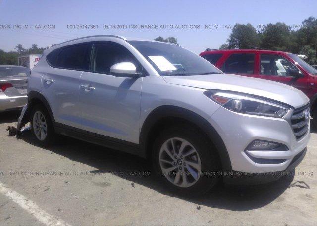 Inventory #614551811 2016 Hyundai TUCSON