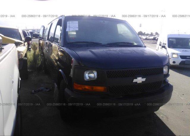 Inventory #209381005 2008 Chevrolet EXPRESS G3500