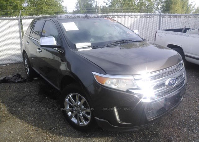 Inventory #519362053 2011 FORD EDGE