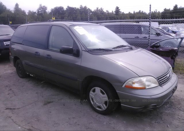 Inventory #928974601 2003 FORD WINDSTAR
