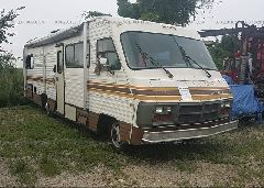 Salvage Damaged RVs For Sale