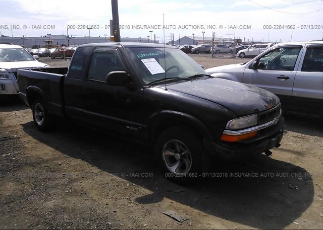 Inventory #625328163 2002 Chevrolet S TRUCK