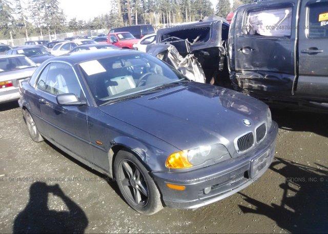 Inventory #121384484 2002 BMW 325