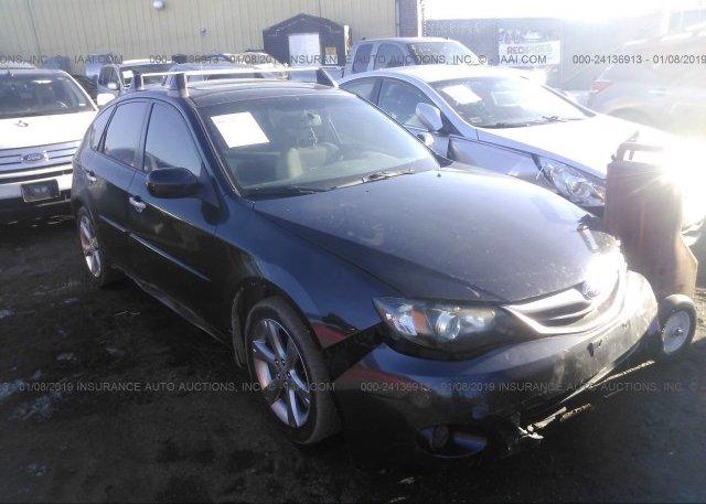 Inventory #508143948 2011 Subaru IMPREZA