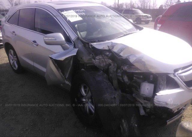 Inventory #315742399 2015 Acura RDX