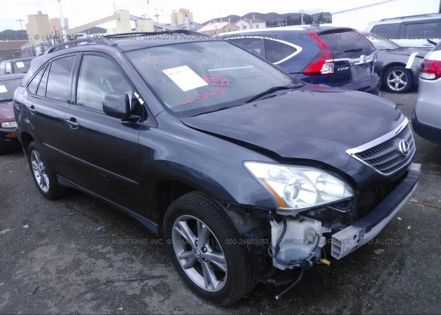 Inventory #481083956 2006 Lexus RX