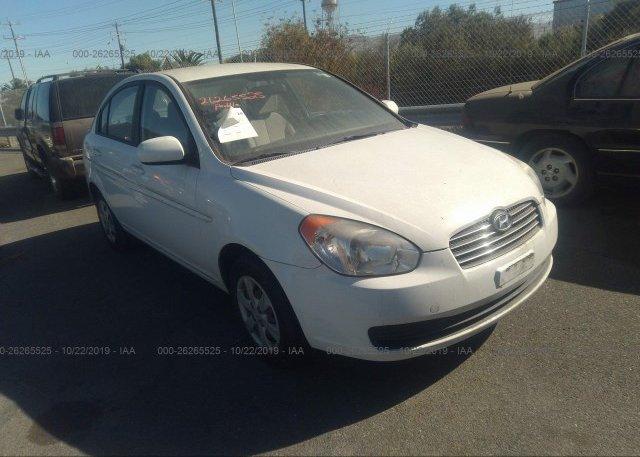 Inventory #946157781 2010 Hyundai ACCENT