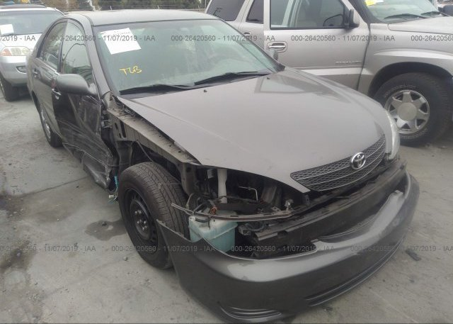 Inventory #350316228 2004 Toyota CAMRY