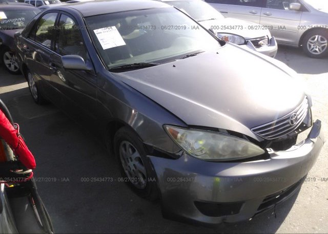 Inventory #832912102 2006 Toyota CAMRY
